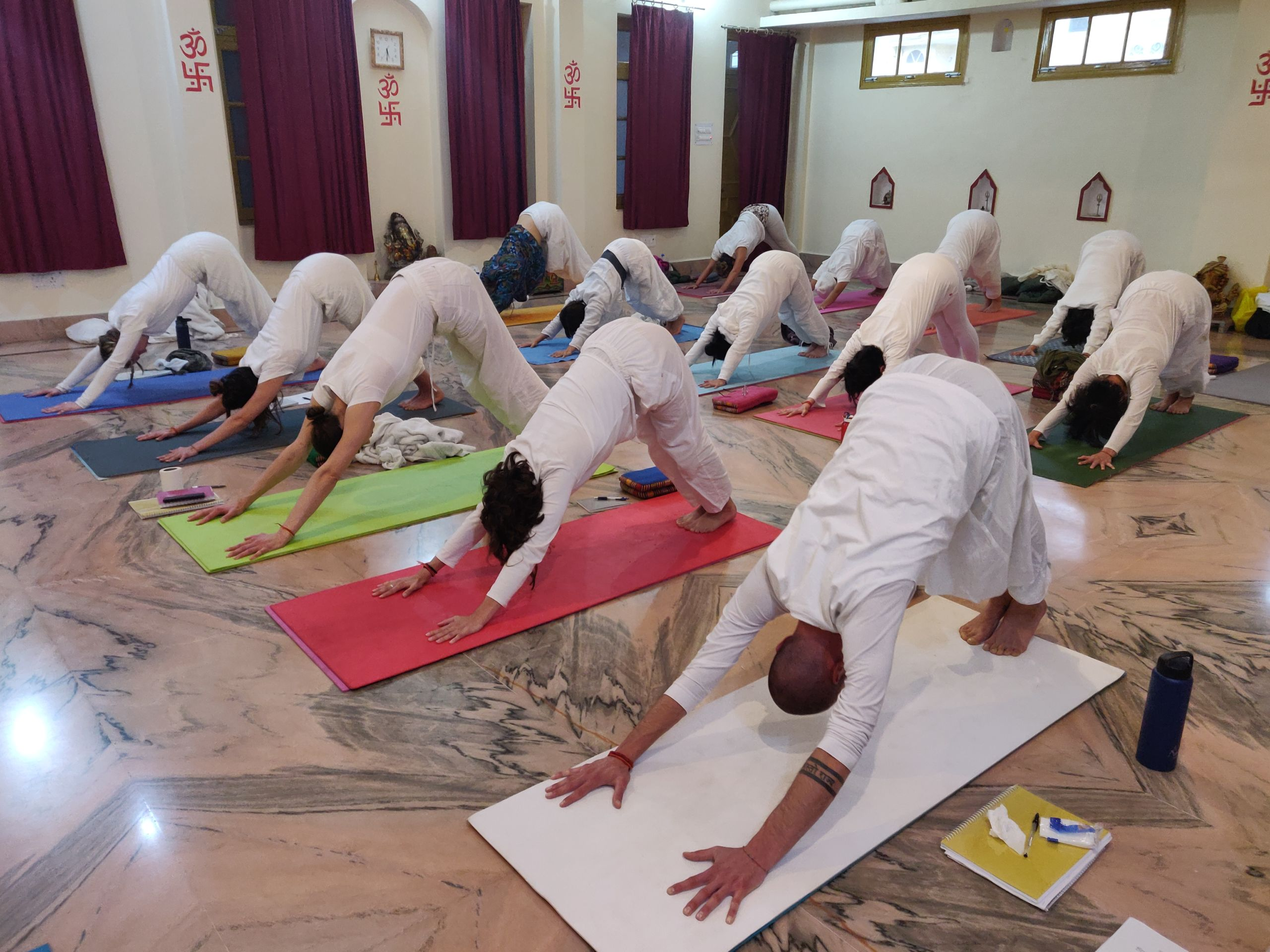 200 Hours Yoga Teacher Training In Mumbai