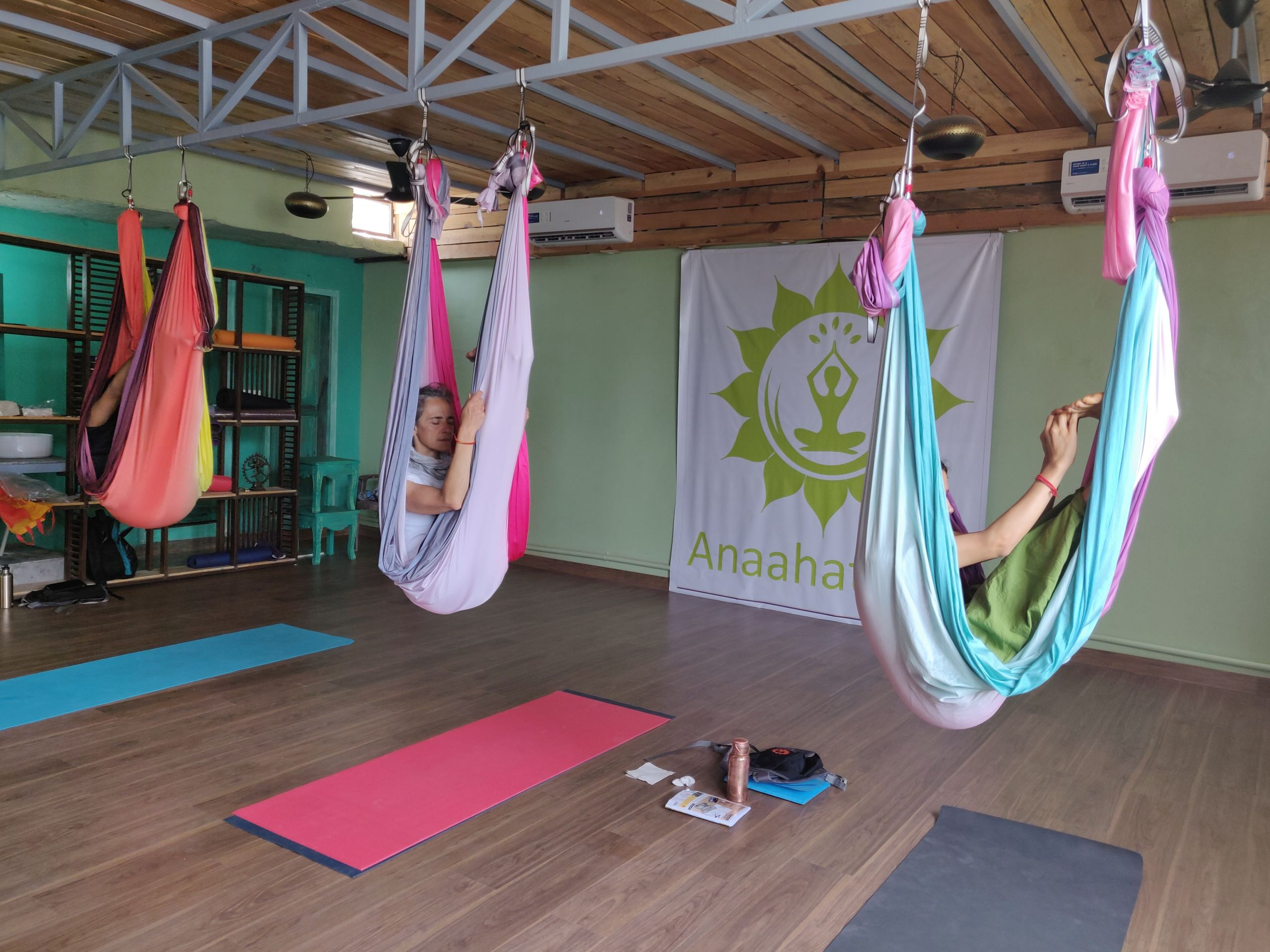 Aerial Yoga Teacher Training In RIshikesh India